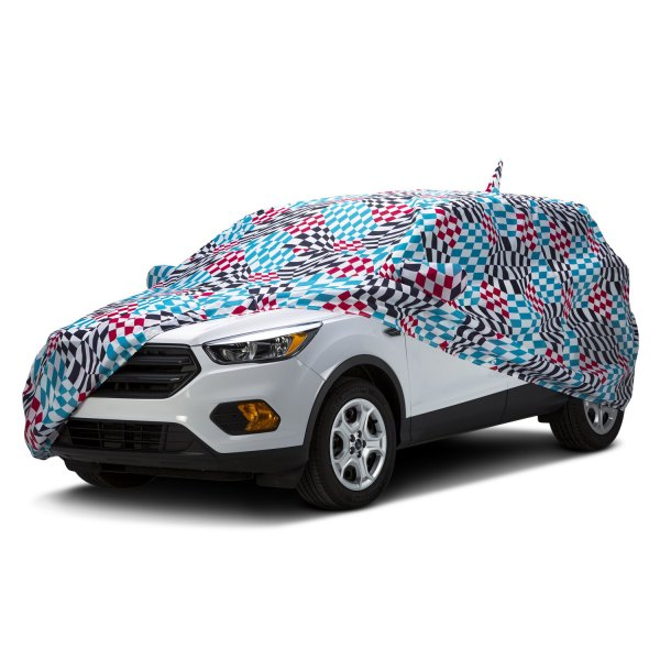 Covercraft® - Grafix Series™ Geometric Custom Car Cover
