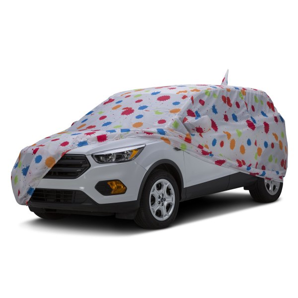 Covercraft® - Grafix Series™ Paint Splatter Custom Car Cover