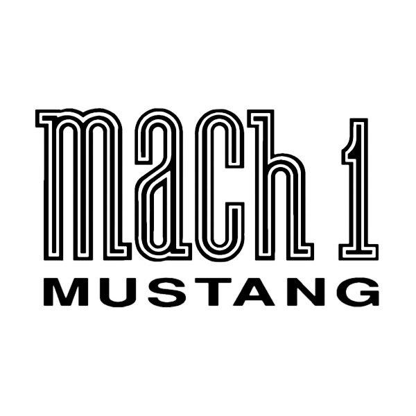 Covercraft Front Silkscreen Mach1 Logo