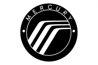 Covercraft® FD-39 - Front Silkscreen Mercury Logo