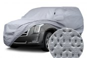 Covercraft® - NOAH™ Custom Gray Car Cover