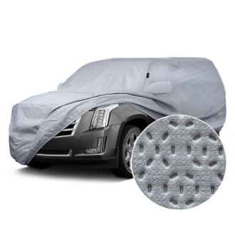 Image may not reflect your exact vehicle! Covercraft® - NOAH™ Custom Gray Car Cover
