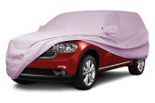 Covercraft® - NOAH™ Custom Pink Ribbon Car Cover