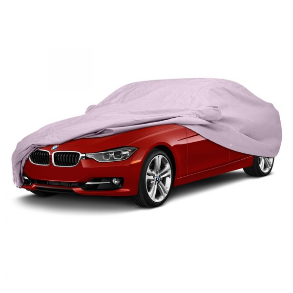 Image may not reflect your exact vehicle! Covercraft® - NOAH™ Custom Pink Ribbon Car Cover