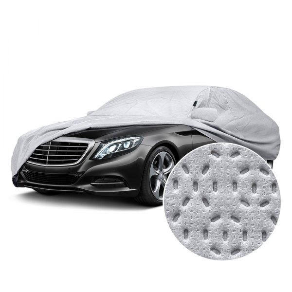 Covercraft® - NOAH™ Gray Custom Car Cover