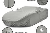 Covercraft® - Polycotton Custom Car Cover Features