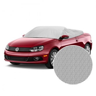 Covercraft® - Polycotton Gray Custom Interior Car Cover