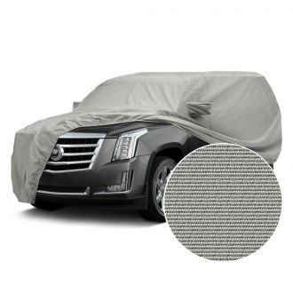 Covercraft® - Polycotton Gray Custom Car Cover