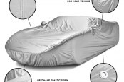 Covercraft® - Reflec'tect™ Custom Car Cover Benefits
