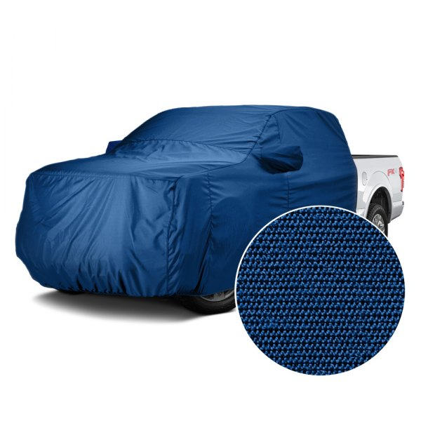 Covercraft® - Sunbrella™ Pacific Blue Custom Cab Area Cover