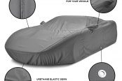Covercraft® - Sunbrella™ Custom Car Cover Features