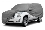 Covercraft® - Sunbrella™ Custom Gray Car Cover