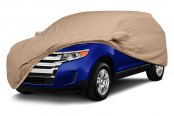 Image may not reflect your exact vehicle! Covercraft® - Sunbrella™ Custom Toast Car Cover