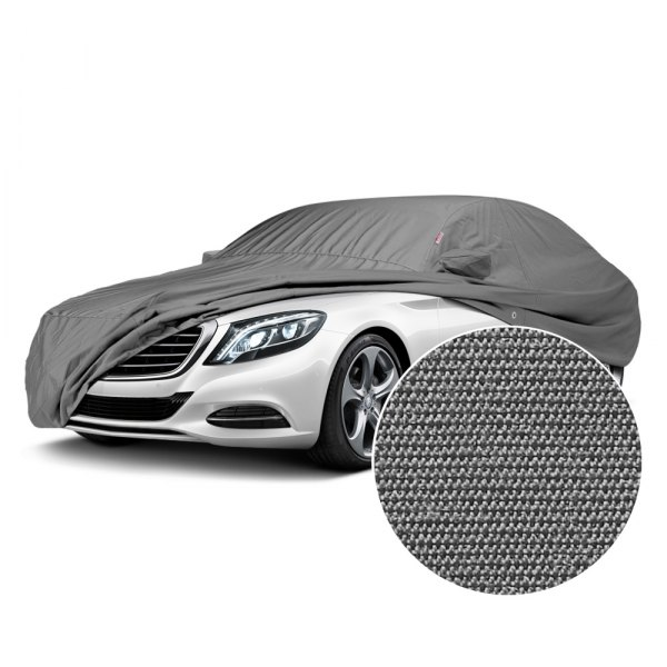 Covercraft® - Sunbrella™ Gray Custom Car Cover