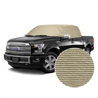 Covercraft® - Tan Flannel Custom Cab Cooler