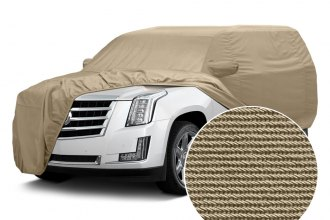 Covercraft® - Tan Flannel Custom Car Cover