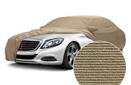 Covercraft� - Tan Flannel Custom Car Cover