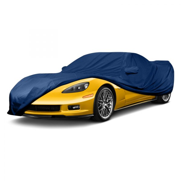 Image may not reflect your exact vehicle! Covercraft® - Ultra'Tect™ Custom Blue Car Cover