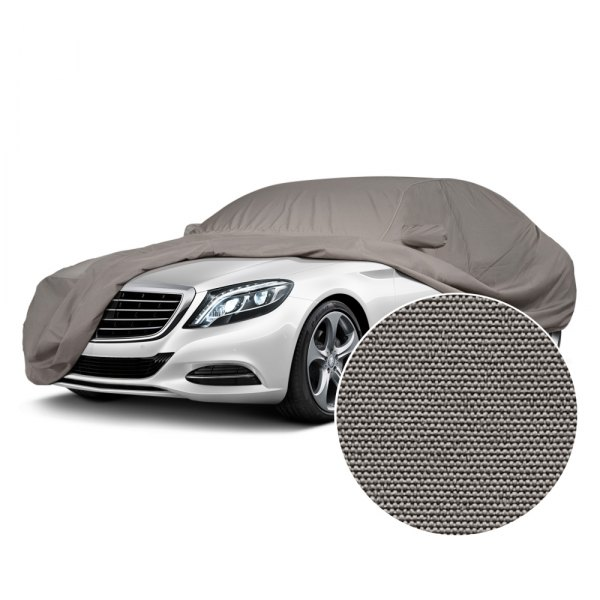 Image may not reflect your exact vehicle! Covercraft® - Ultra'Tect™ Custom Gray Car Cover