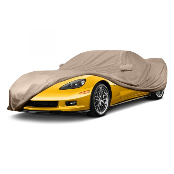 Image may not reflect your exact vehicle! Covercraft® - Ultra'Tect™ Custom Tan Car Cover