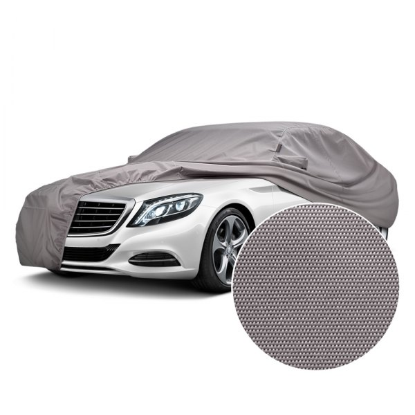 Covercraft® - Weathershield™ HD Custom Gray Car Cover