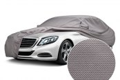 Image may not reflect your exact vehicle! Covercraft® - WeatherShield™ HD Custom Gray Car Cover