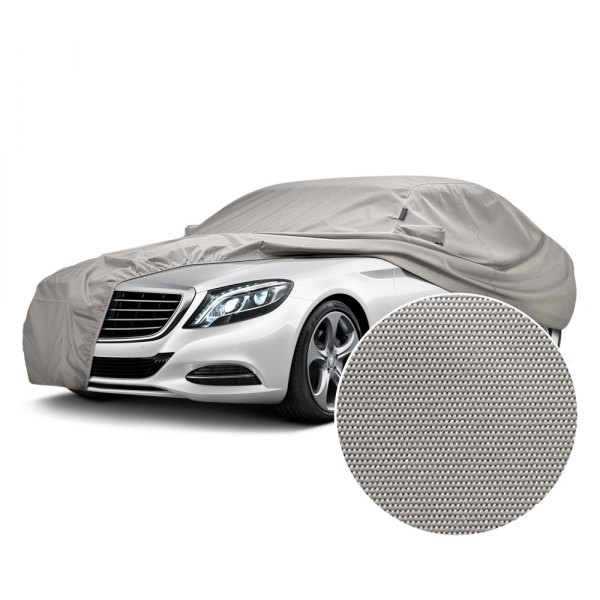 Covercraft® - WeatherShield™ HD Gray Custom Car Cover