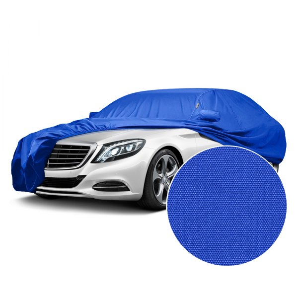 Covercraft® - WeatherShield™ HP Bright Blue Custom Car Cover