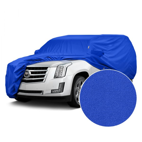 Covercraft® - WeatherShield™ HP Bright Blue Custom Car Cover
