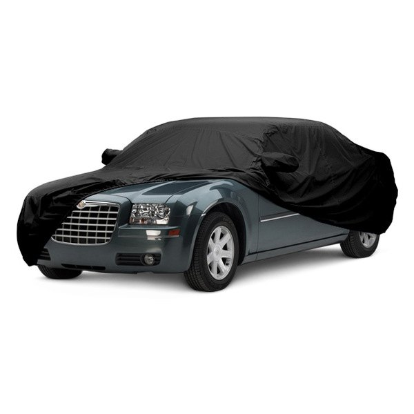 Image may not reflect your exact vehicle! Covercraft® - WeatherShield™ HP Custom Black Car Cover