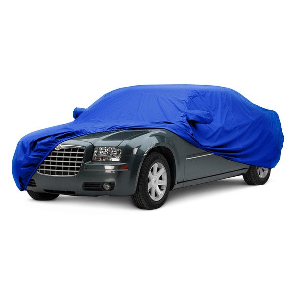Image may not reflect your exact vehicle! Covercraft® - WeatherShield™ HP Custom Bright Blue Car Cover