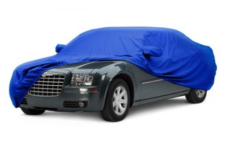 Covercraft® C15554PA - WeatherShield™ HP Custom Bright Blue Car Cover