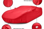 Covercraft® - WeatherShield™ HP Custom Car Cover Benefits