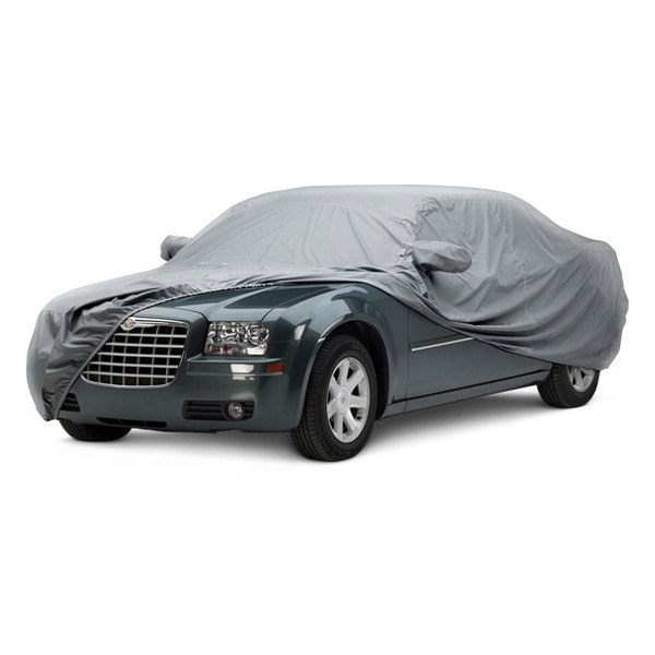 Image may not reflect your exact vehicle! Covercraft® - WeatherShield™ HP Custom Gray Car Cover