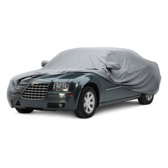 Covercraft® - WeatherShield™ HP Custom Gray Car Cover