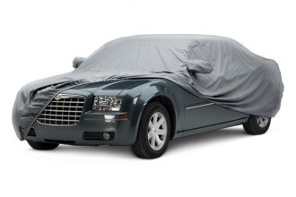 Covercraft® C17074PG - WeatherShield™ HP Custom Gray Car Cover