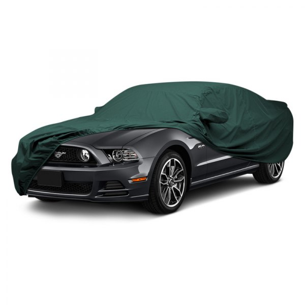 Image may not reflect your exact vehicle! Covercraft® - WeatherShield™ HP Custom Green Car Cover