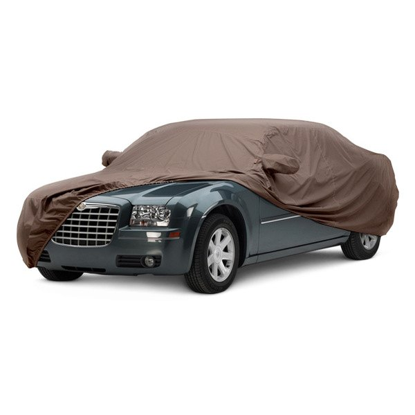 Image may not reflect your exact vehicle! Covercraft® - WeatherShield™ HP Custom Taupe Car Cover