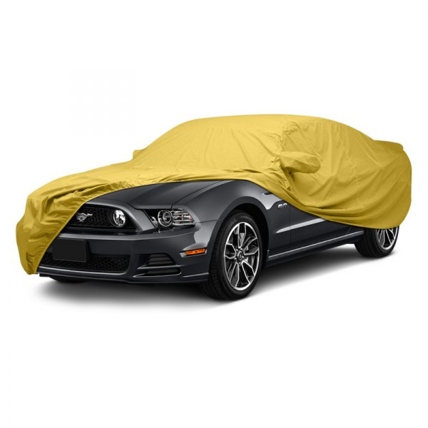 Image may not reflect your exact vehicle! Covercraft® - WeatherShield™ HP Custom Yellow Car Cover