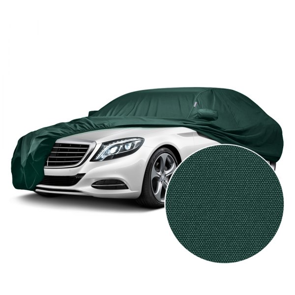 Covercraft® - WeatherShield™ HP Green Custom Car Cover