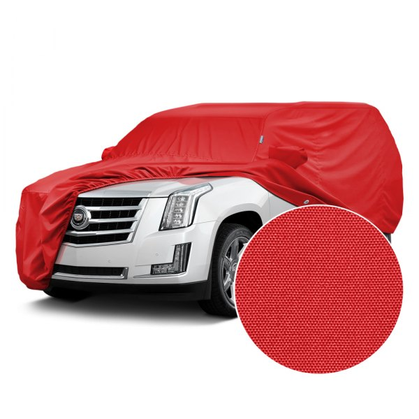Covercraft® - WeatherShield™ HP Red Custom Car Cover