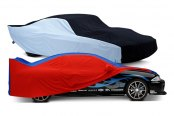 Image may not reflect your exact vehicle! Covercraft® - WeatherShield™ HP Two-Tone Custom Car Cover