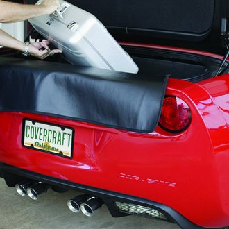 Covercraft® - Black Corvette Bumper Guard