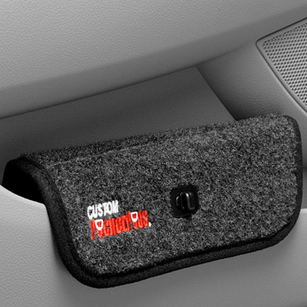 Image may not reflect your exact vehicle or part! Covercraft® - Charcoal Door Pocket Pod