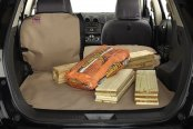 Image may not reflect your exact vehicle! Covercraft® - Custom Cargo Area Liner™ - Taupe