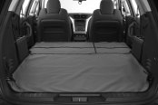 Image may not reflect your exact vehicle! Covercraft® - Custom Cargo Area Liner™ - Gray
