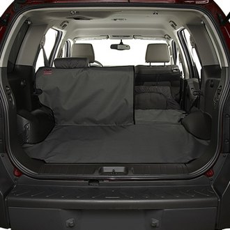 Image may not reflect your exact vehicle! COVERCRAFT® - Custom Cargo Area Liner™ - Black