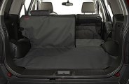Covercraft® PCL6131BK - Custom Cargo Area Liner™ (Behind 2nd Seat, Black)