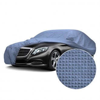 Covercraft® - Block-It 200™ Denim Blue Custom Car Cover