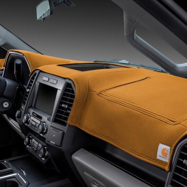 71840-00-22 Caramel DashMat 71840-00-22 Custom Fit Dash Cover for Select Dodge Ram 1500 Models Velour